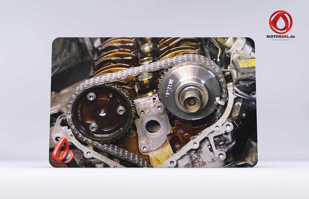 Zu wenig Motoröl - Was passiert?