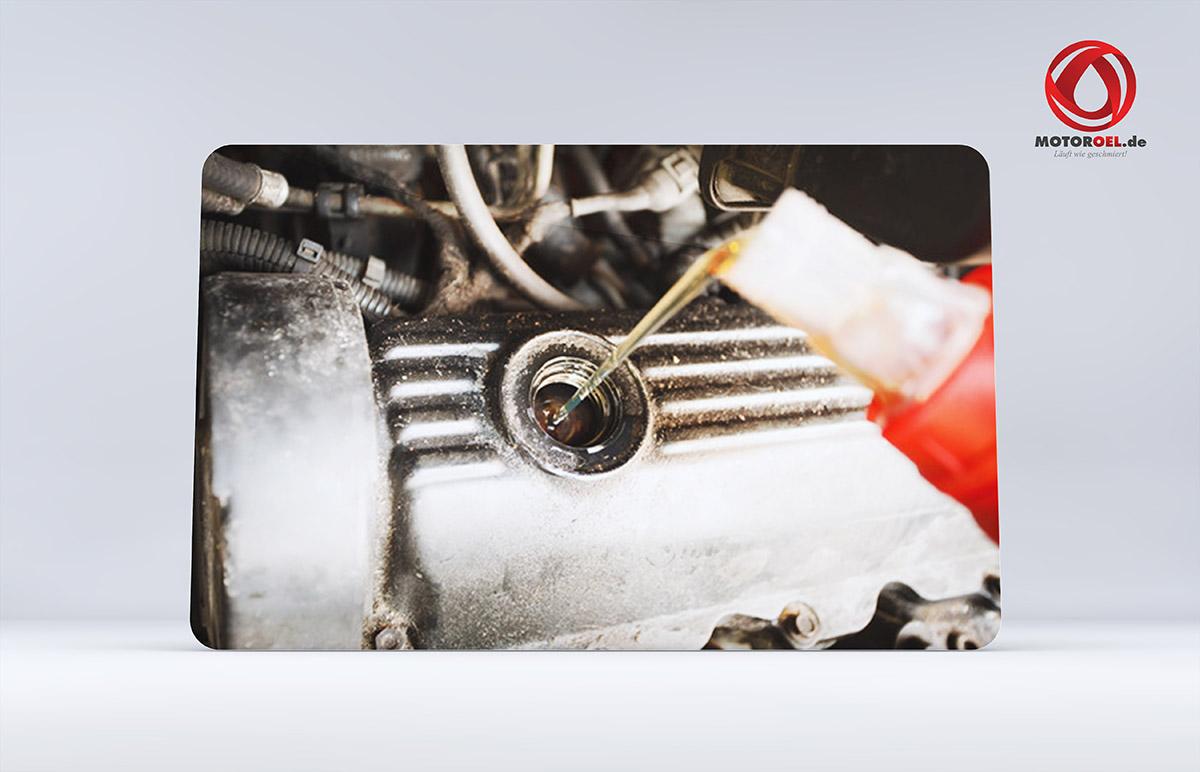 Was ist Leichtlauf-Motoröl?