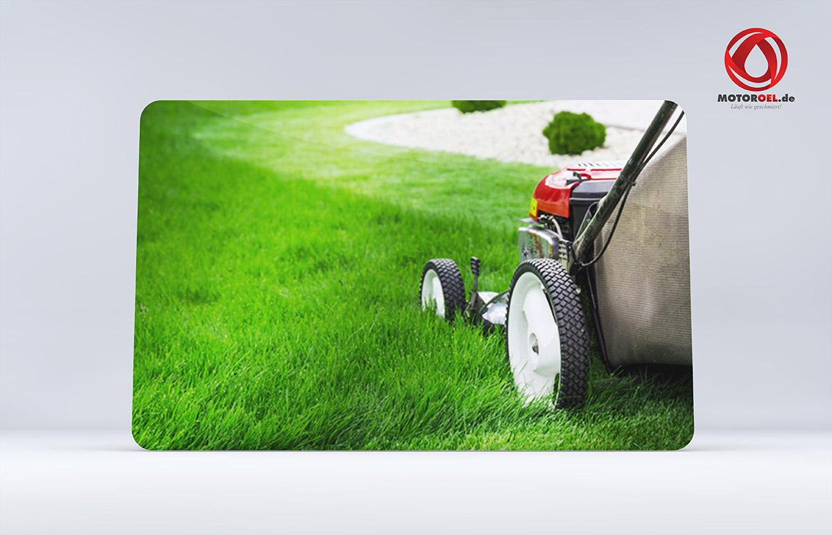 Was für Motoröl für Rasenmäher?