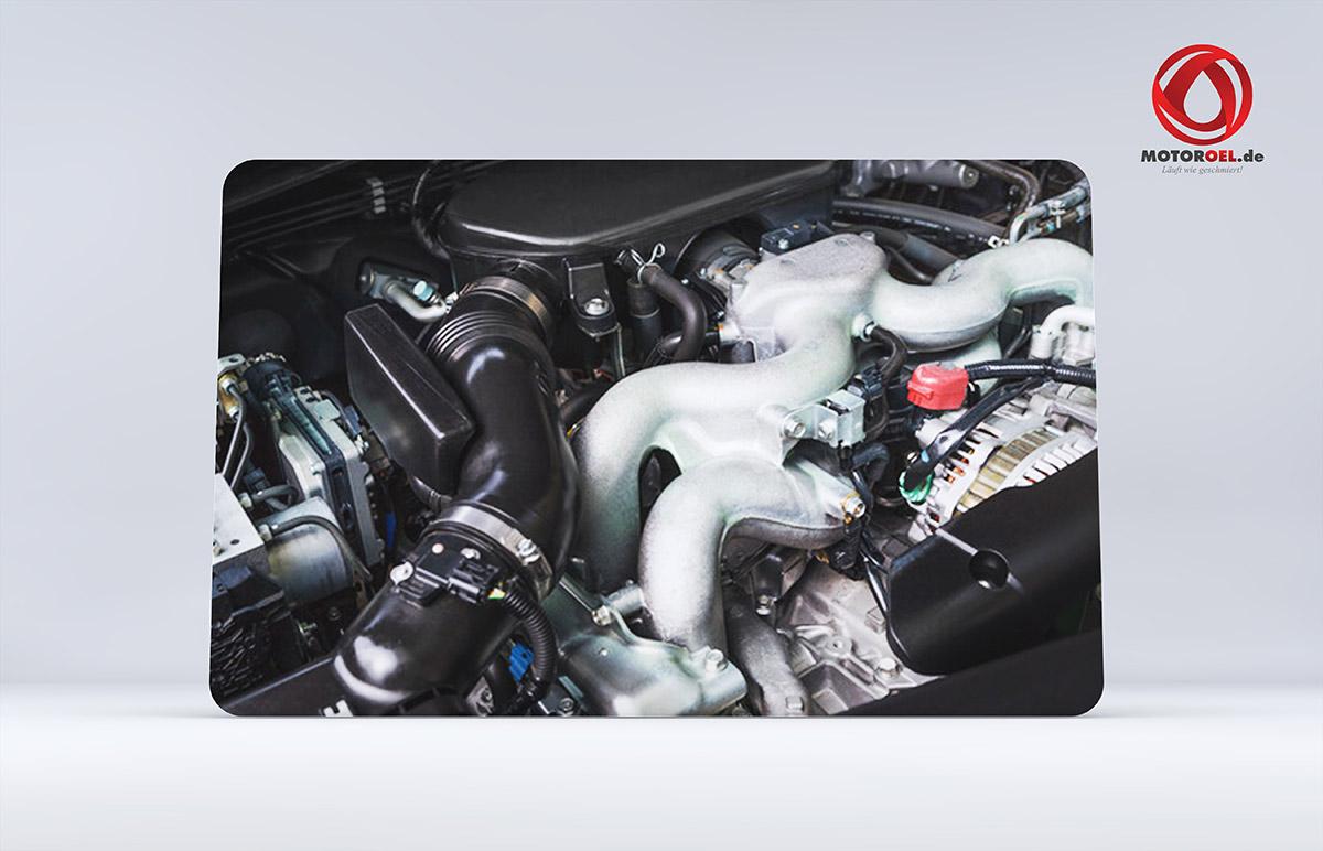 Wie viel Motoröl nachfüllen?