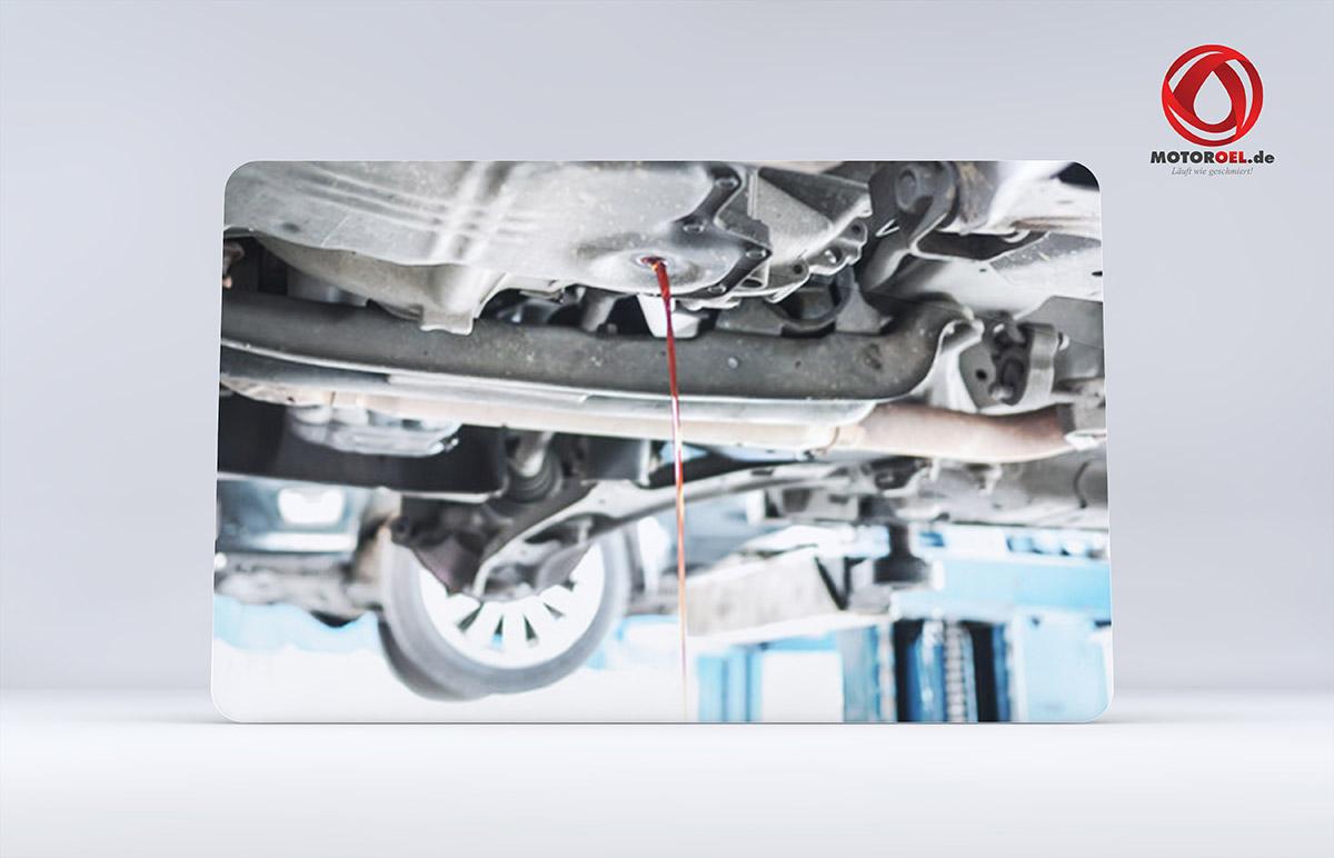 Zuviel Motoröl - Was passiert?