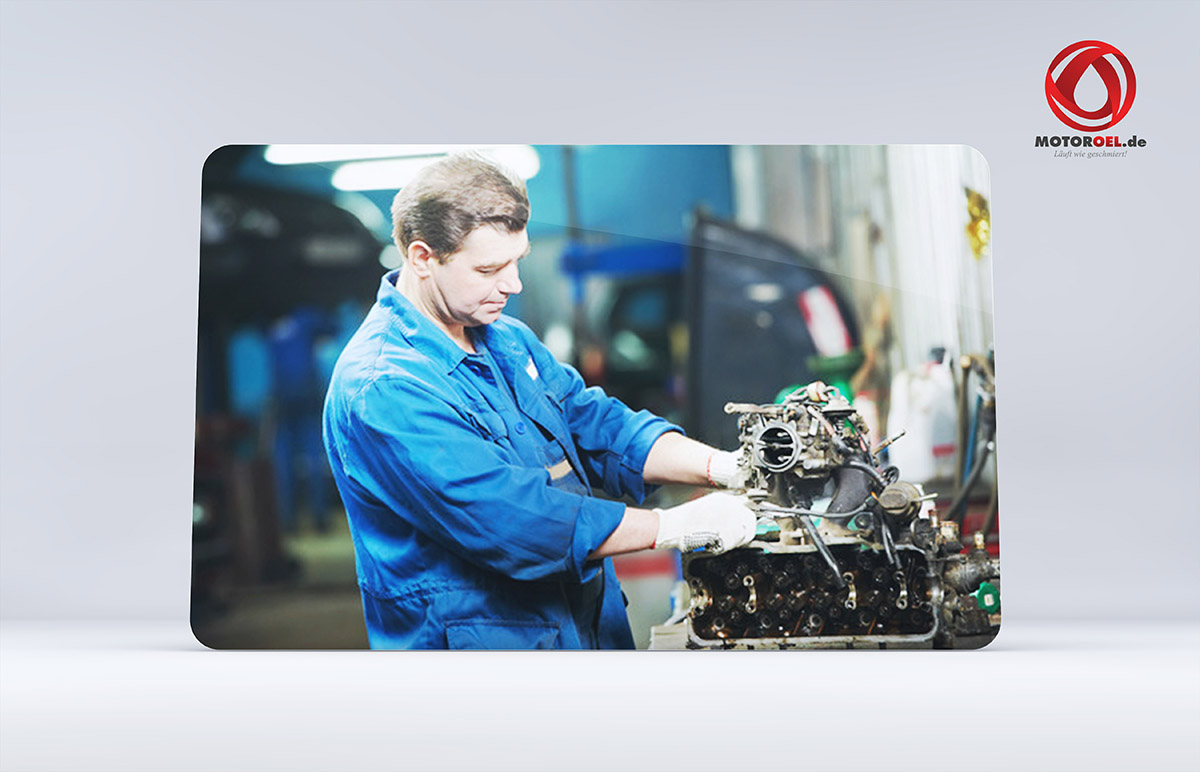 Was passiert bei falschem Motoröl?