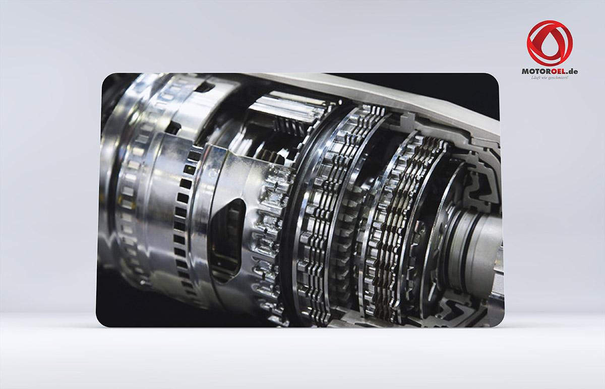 Was ist ATF Getriebeöl?