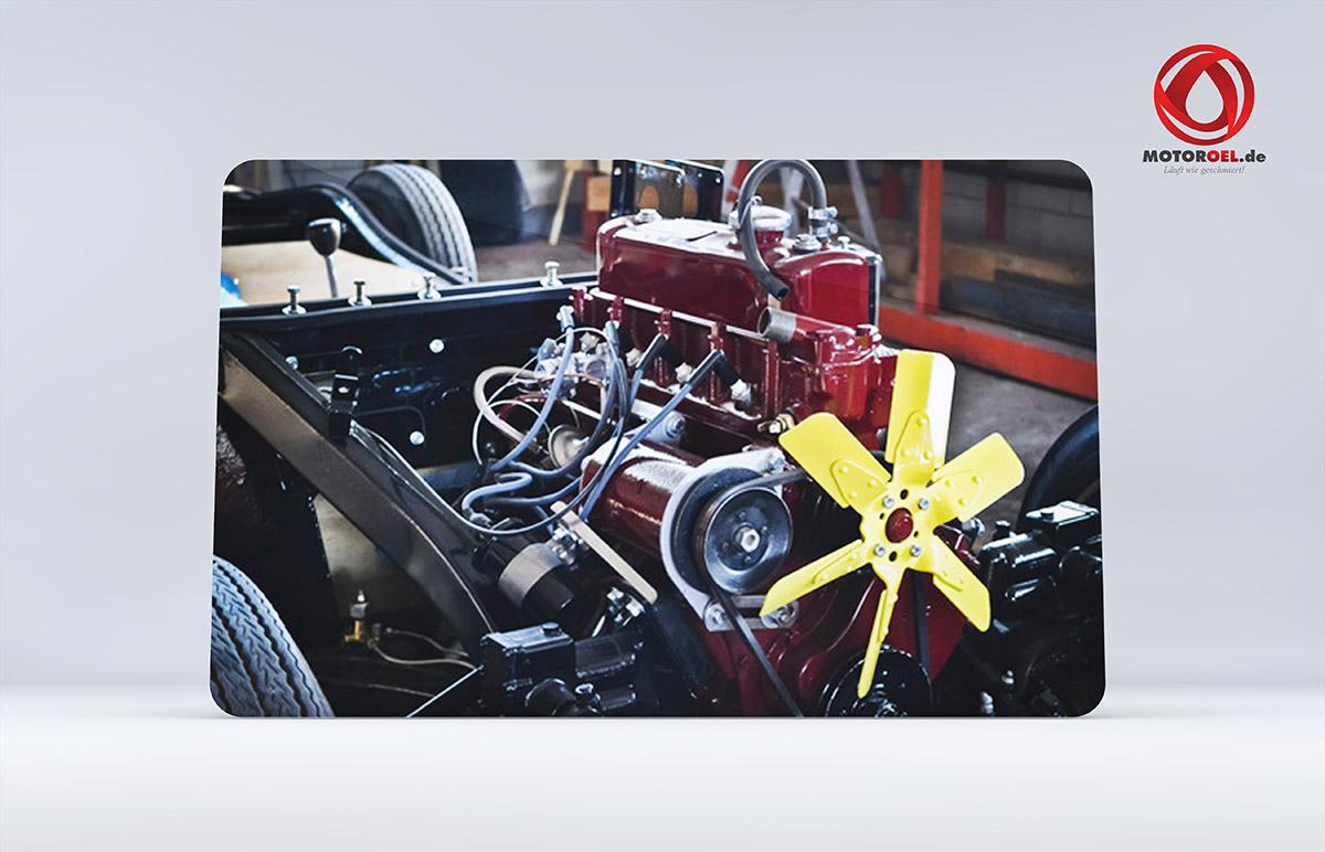 Wie funktioniert Motoröl?