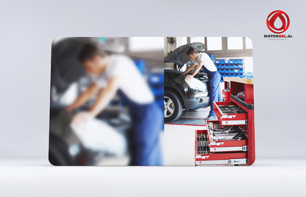 Warum ist zuviel Motoröl schädlich?