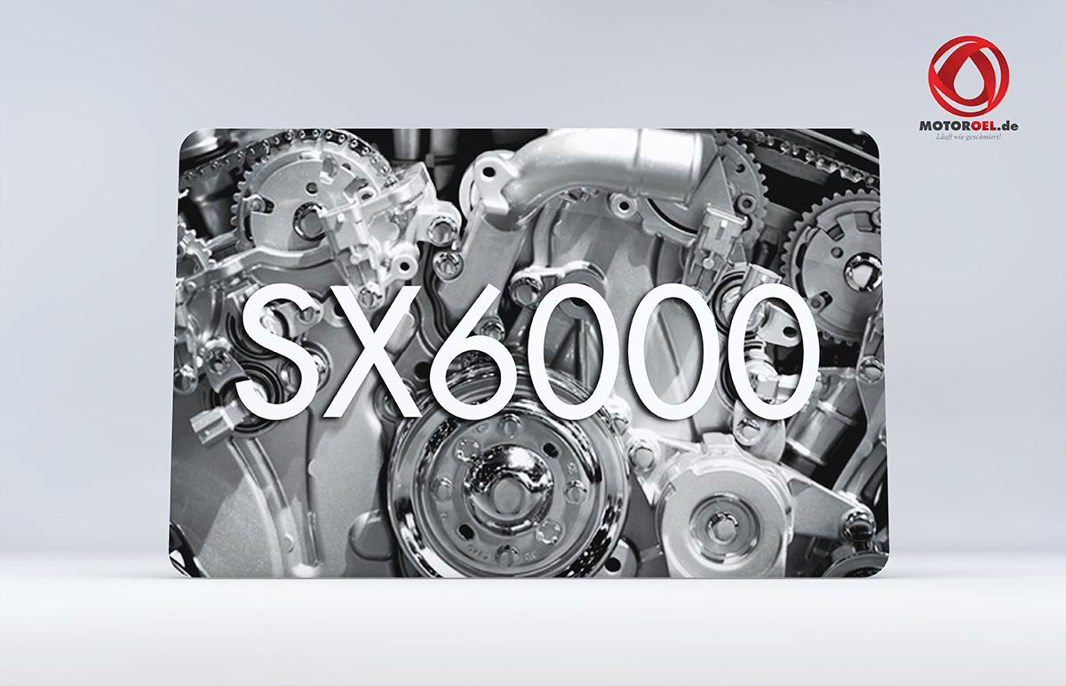 Was ist Motoröl Zusatz SX6000?