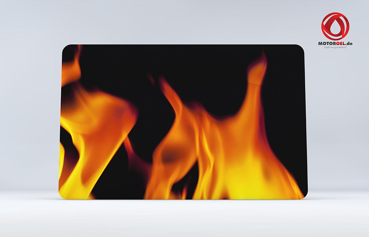 Wie riecht verbranntes Motoröl?