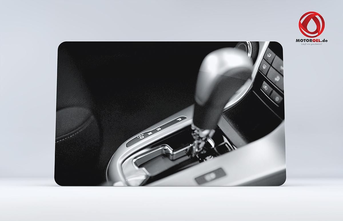 Automatikgetriebeöl ist wichtig im Getriebe
