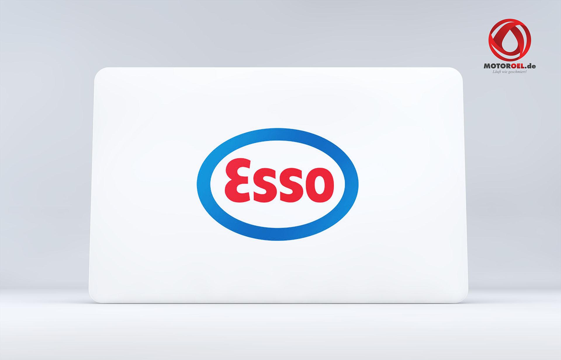 Esso Motoröl Hersteller 5w30