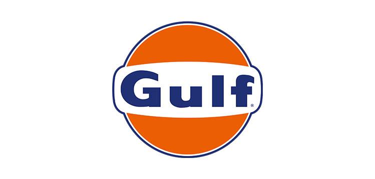 Gulf Motoröl Logo 5w30 5w40 10w40