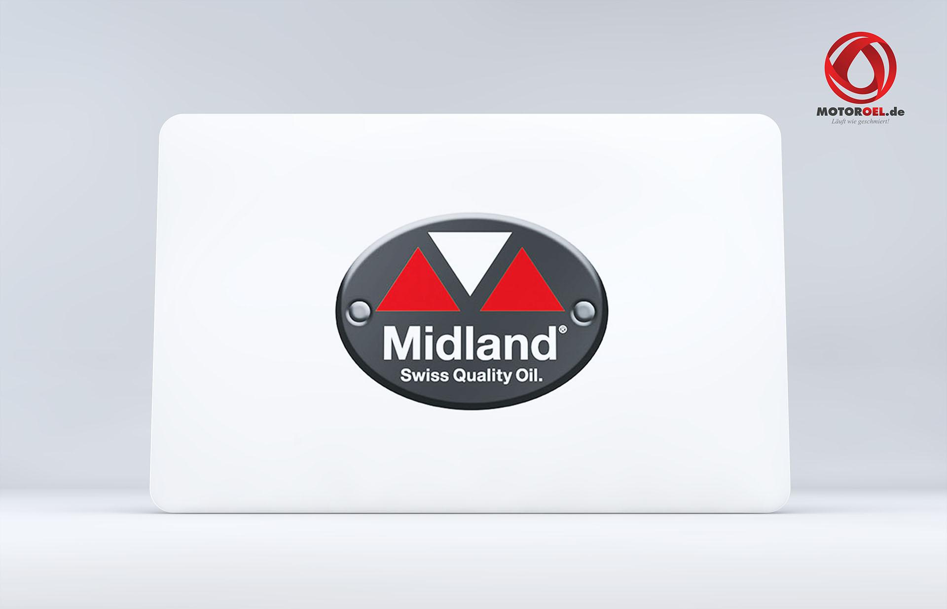 Midland Motoröl Hersteller 5w30