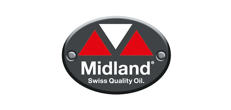 Midland Logo 5w30 5w40 10w40